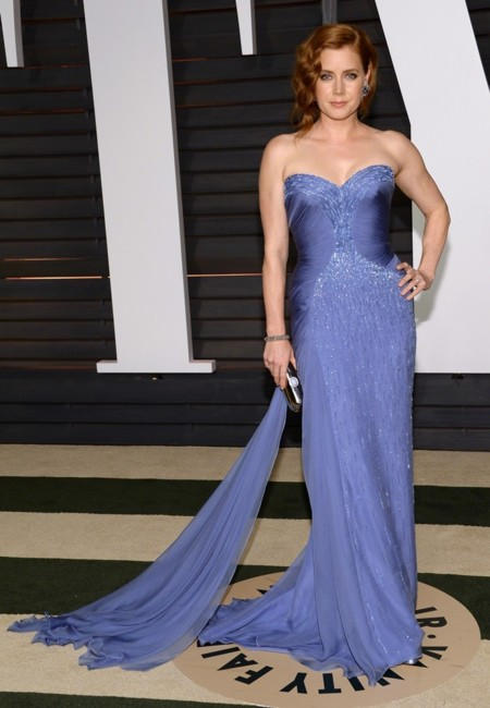 Amy Adams de Atelier Versace