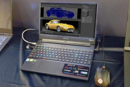 NVIDIA RTX Studio: así son los portátiles que aspiran a ir más allá de los jugones y convencer a los creadores de contenido
