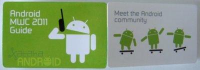 MWC 2011, un paseo por el Google Booth