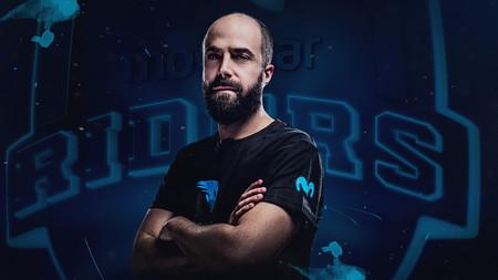 Los jinetes ya tienen comandante en CS:GO, Movistar Riders anuncia a bladE como nuevo entrenador de la escuadra