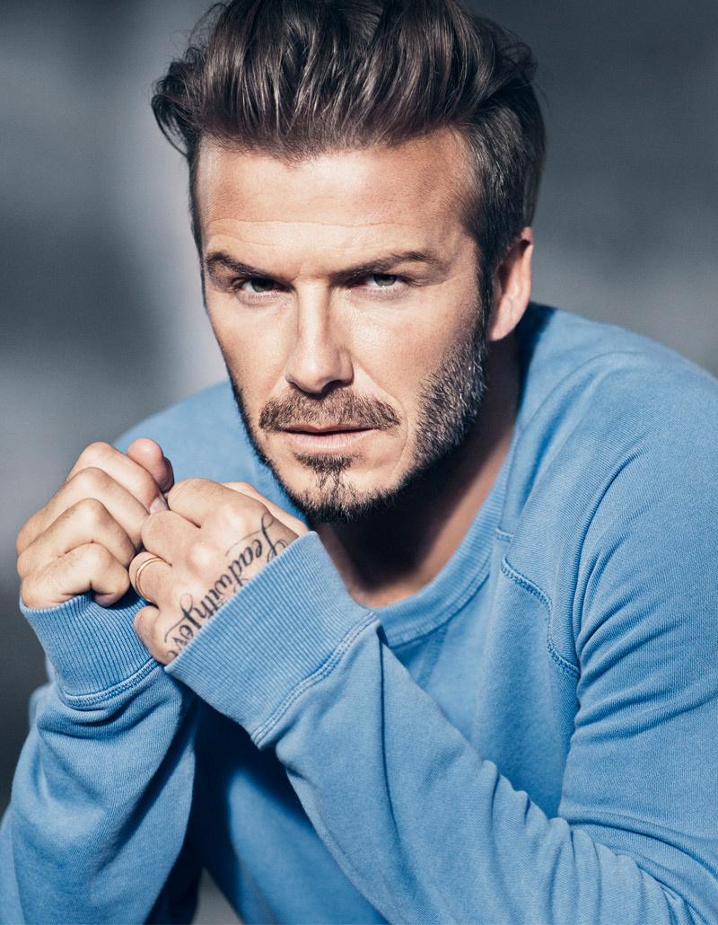 Foto de David Beckham para H&M Modern Essentials (1/11)