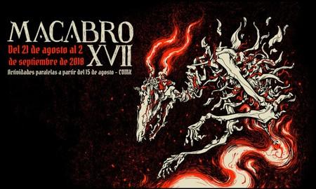 Macabro XVII: el festival de cine de horror se celebrará en Ciudad de México del 21 de agosto al 2 de septiembre