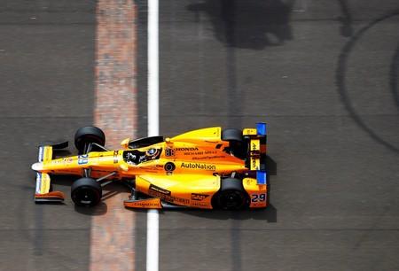 Alonso 500 Millas Indianapolis 2017