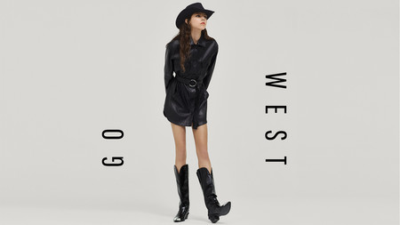 Bershka Western Lookbook 04