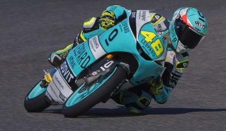 Lorenzo Dalla Porta completa el triplete en Sepang y Sergio García se sube al podio con 16 años