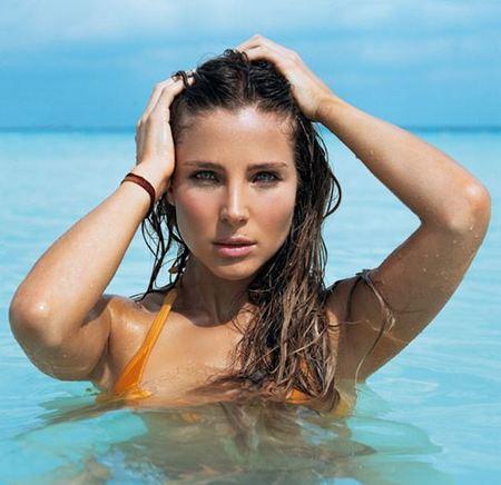 Elsa Pataky se sale con la suya, 310.000€ pa'la buchaca por el famoso 'topless robado'