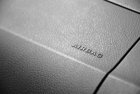 Airbag Background Black And White 396007