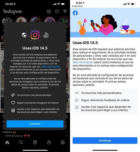 Facebook Instagram Rastreo Iphone