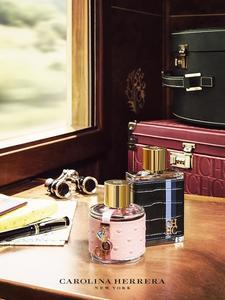 ¿Fan de Carolina Herrera y todos sus perfumes? Espera a probar su nuevo CH Grand Tour