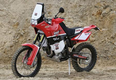 GAS GAS probará la 515 Desert para llevarla a las Dakar Series