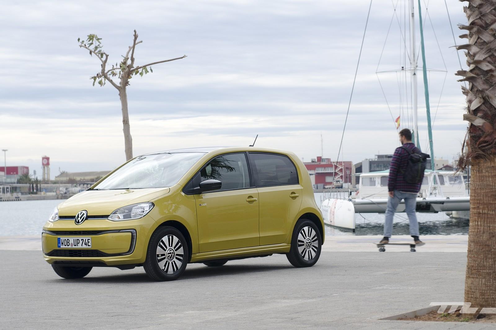 Foto de Volkswagen e-up! 2019 prueba contacto (32/33)