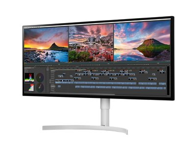 LG presenta tres nuevos monitores que apuestan por el HDR600 y resoluciones de hasta 5K en formato Ultra Wide