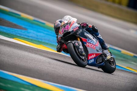 Arbolino Francia Moto2 2021