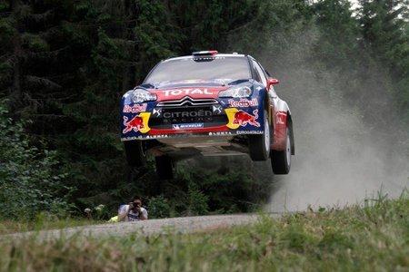 Rally de Finlandia 2012: Sébastien Loeb reescribe la historia con otra victoria