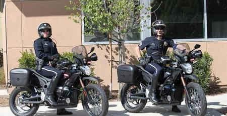 Ceres, California, incorpora tres motos eléctricas Zero DS a su flota policial