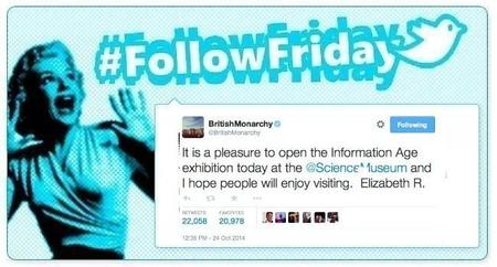 #FollowFriday de Poprosa: semana fiestera y tuitera