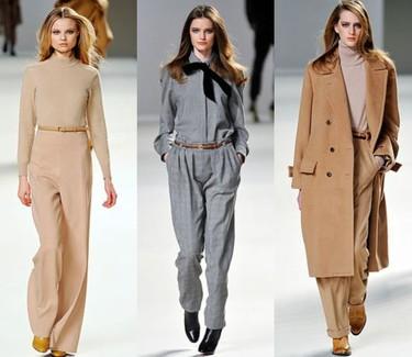 Chloé Otoño-Invierno 2010/2011 en la Semana de la Moda de París