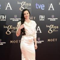 Beatriz Montanez Gala Goya 2013