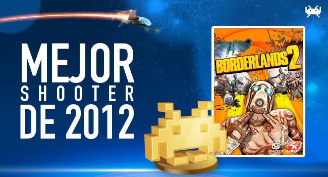 Mejor Shooter 2012