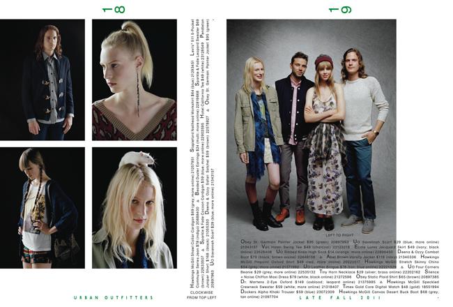 Foto de Catálogo Urban Outfitters Otoño-Invierno 2011/2012 (17/28)