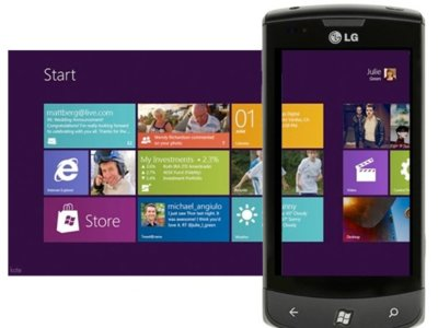 Nvidia piensa que las aplicaciones de Windows Phone 7 funcionarán en Windows 8