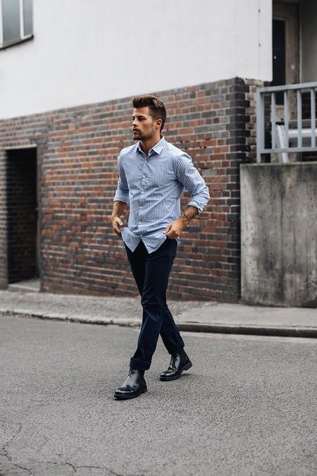 El Mejor Street Style De La Semana Las Botas Chelsea Comienzan A Verse Con Fuerza En La Calle 02