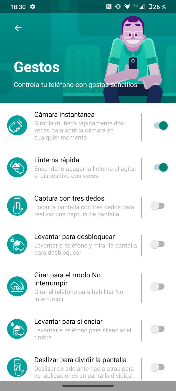 Foto de Android 11 + Moto App Launcher (11/25)
