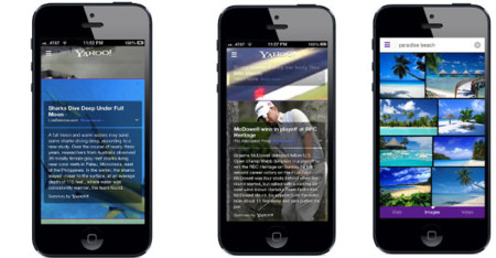 Yahoo ya integra Summly en su aplicación para iPhone