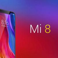 Xiaomi Mi 8 de 128GB, en versión española, a su precio mínimo en Amazon: 399 euros