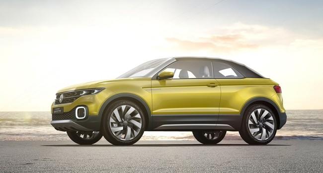 Volkswagen fabricará al hermano menor del Tiguan en México. ¿T-Cross a la vista?