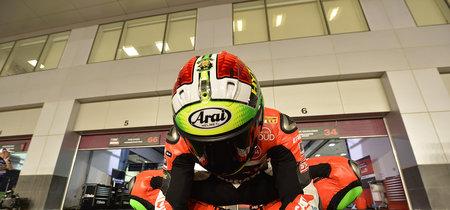 Davide Giugliano se acerca al WSBK sobre la Honda de Ten Kate, pero Sandro Cortese también quiere ese asiento
