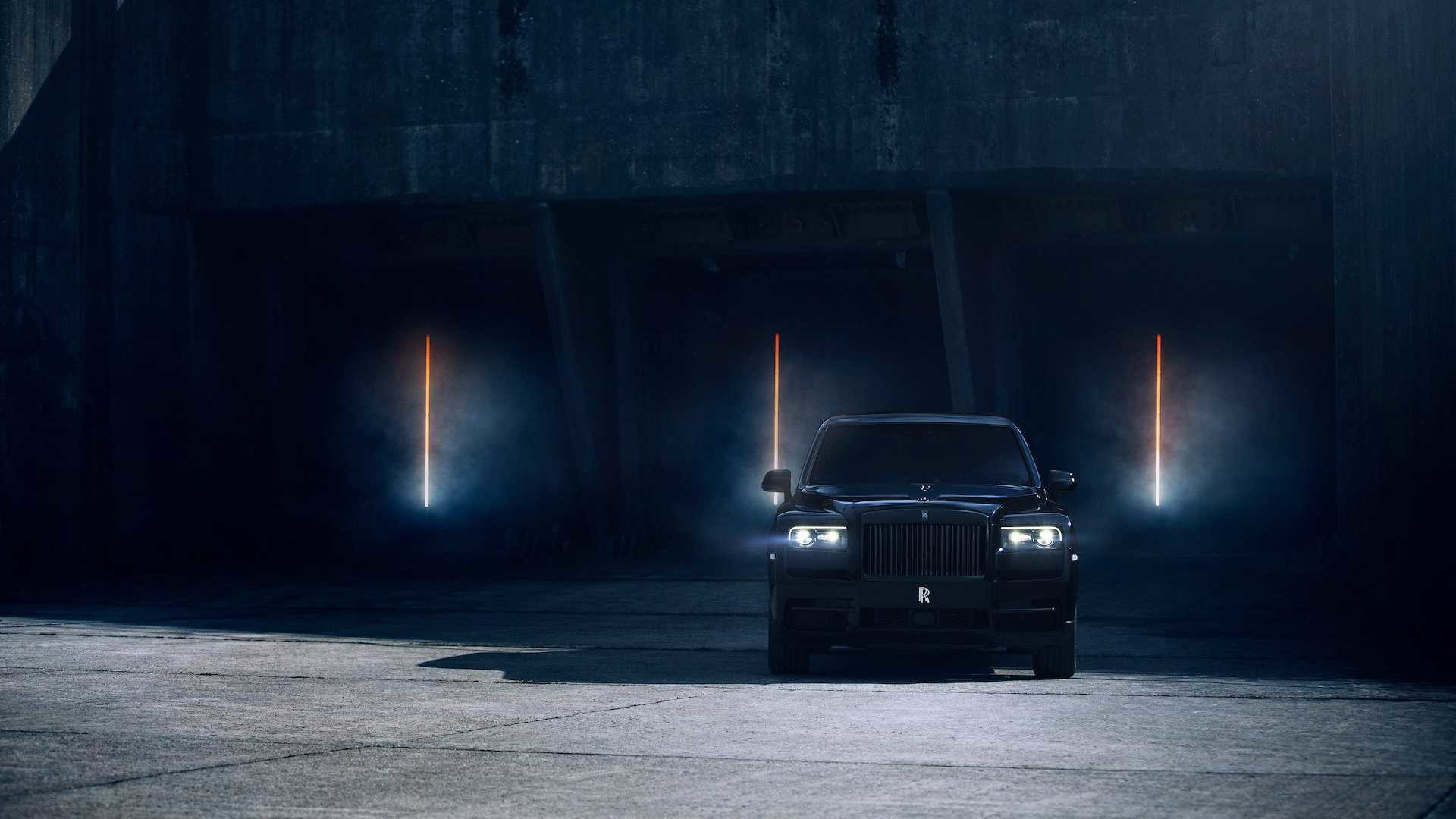Foto de Rolls-Royce Cullinan Black Badge (18/26)