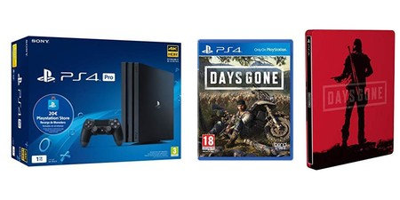 Ps4 Pro Days Gone