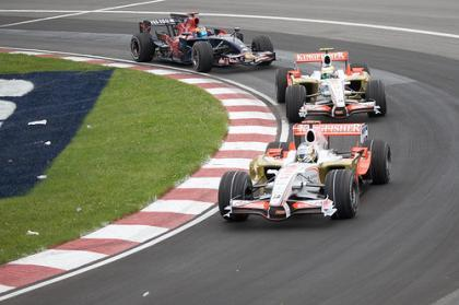 Force India aspira a luchar por los puntos