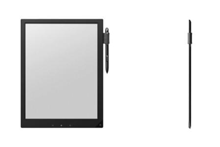 Sony también prueba con el cuaderno del futuro