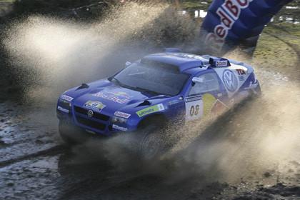 Volkswagen y Mitsubishi estarán en el Rally de Europa Central