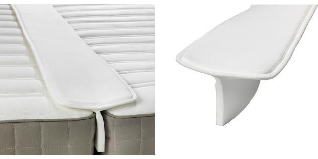 Ikea lanza un une colchones muy til para el colecho for Colchones ikea 180x200