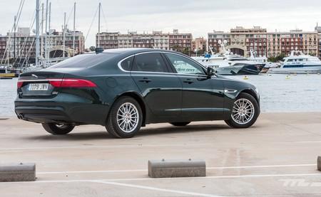 Jaguar Xf 2017 Prueba 031