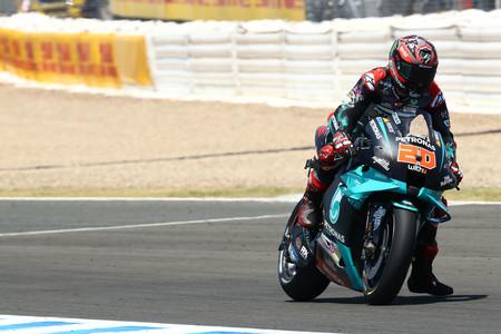 Fabio Quartararo lidera el doblete del Petronas en los primeros entrenamientos de MotoGP en Brno