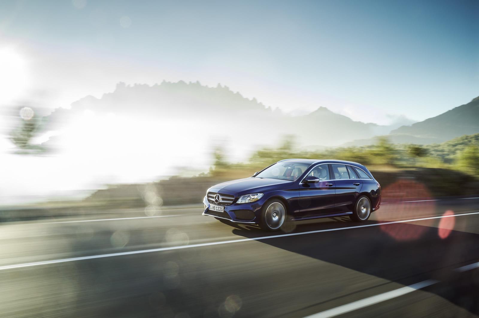 Foto de Mercedes-Benz Clase C Estate 2014 (23/36)