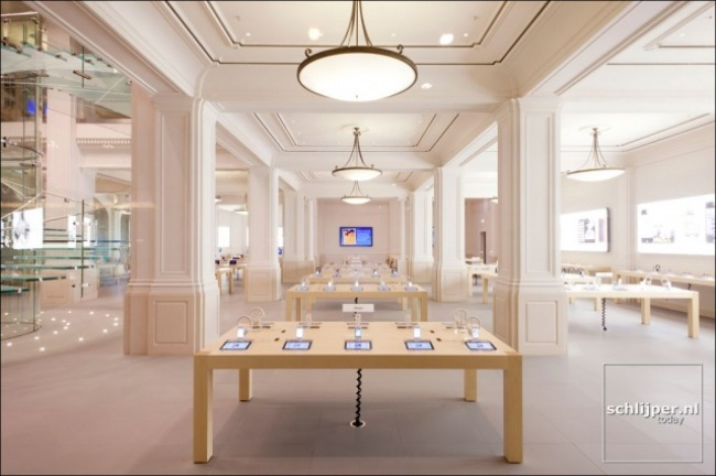 Apple Store Amsterdam