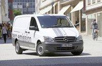 Salen de Vitoria las primeras Mercedes-Benz Vito eléctricas de serie