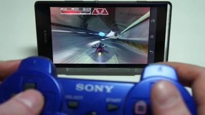 Podremos usar el DualShock 3 para jugar en los Xperia