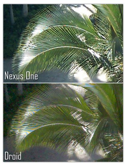 Nexus One aprovechará las posibilidades multitáctiles de su pantalla en Europa
