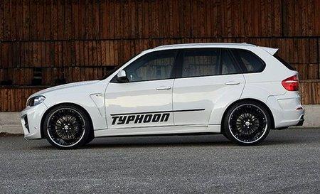 G-Power Typhoon RS BMW X5