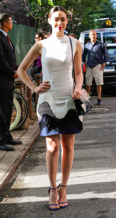 Emmy Rossum Stella McCartney