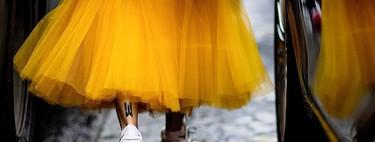 Claves de estilo para lucir una falda de tul, una prenda tan romántica como estilosa que arrasa en el street-style