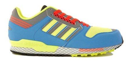 Nuevas Adidas Questar, fantástica combinación de colores