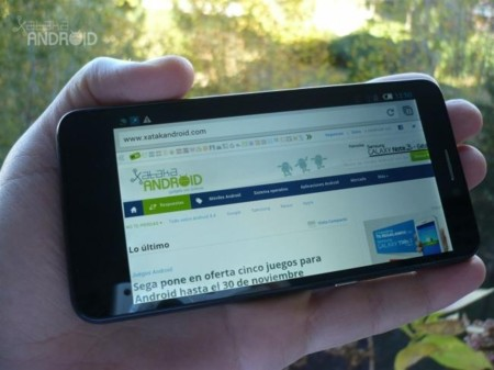 Alcatel One Touch Idol S, análisis en Xataka Android