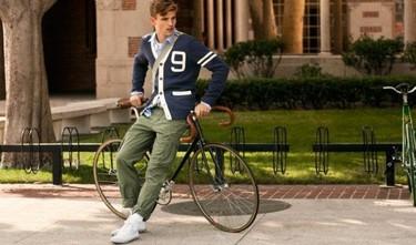 H&M apuesta fuerte esta temporada Primavera 2012: el estilo college será el claro vencedor